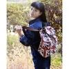 колледж Стиль союз флаг шаблон Рюкзак (темно-синий) #01036238